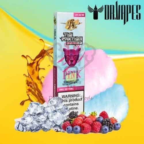 Fly Pods Pink ICE Disposable