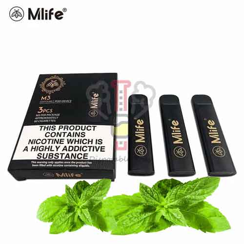 Mint Disposable Pod By Mlife