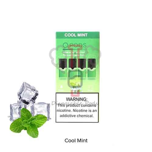QPODS Cool Mint