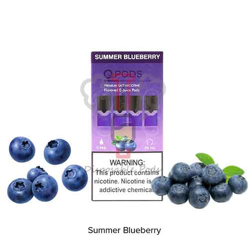 QPODS Summer Blueberry