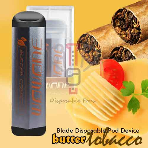 Blade Butter Tobacco