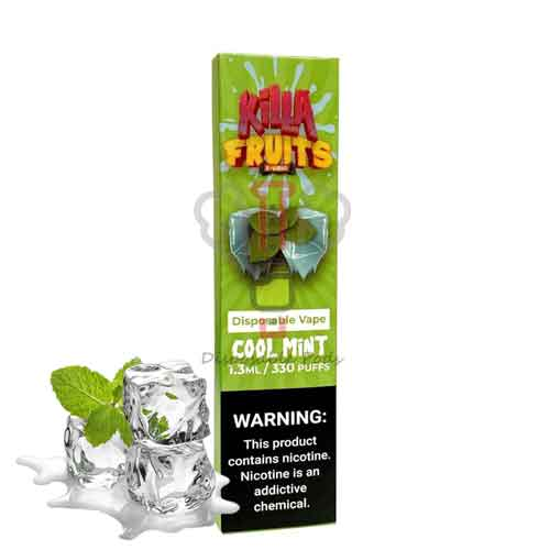 Cool Mint By Killa Fruits