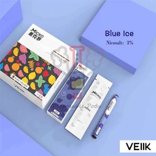 Micko Blue ICE Veiik