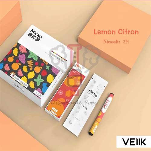 Micko Lemon Citron Veiik