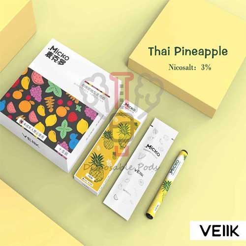 Micko Thai Pineapple Veiik