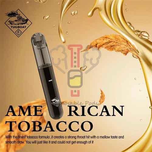 Tugboat American Tobacco
