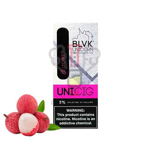 BLVK Lychee Disposable Pod