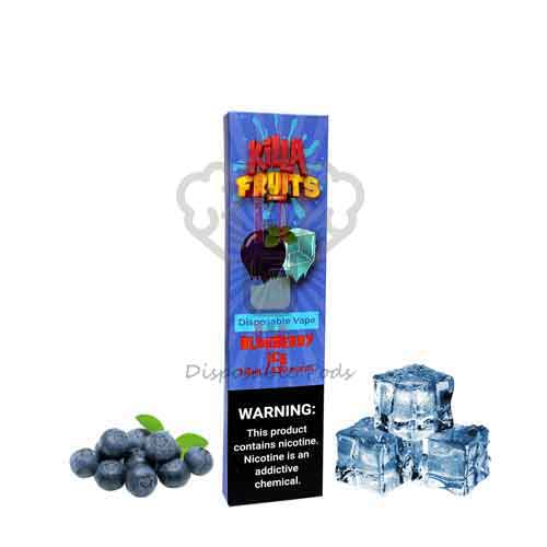 Killa Blueberry ICE Disposable Pod