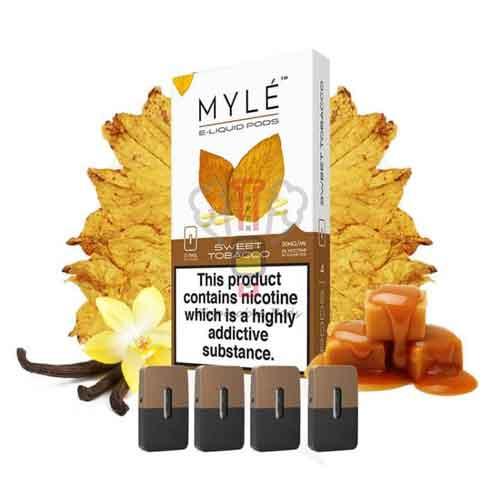 Myle Sweet Tobacco Pod