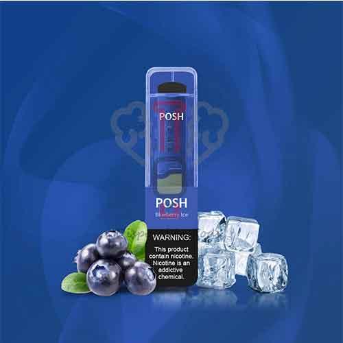 POSH Blueberry Ice