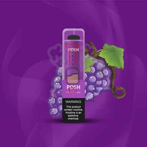 POSH Frozen Grape Disposable