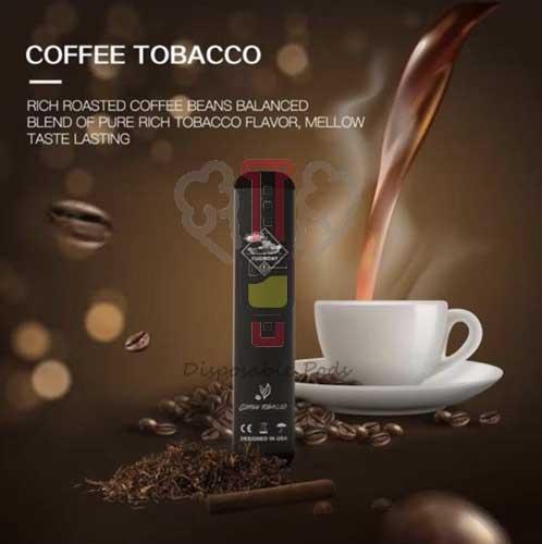 Tugboat Coffee Tobacco