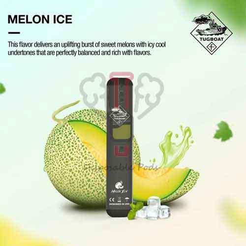 Tugboat Melon ICE