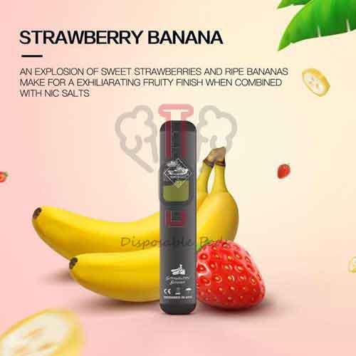 Tugboat Strawberry Banana