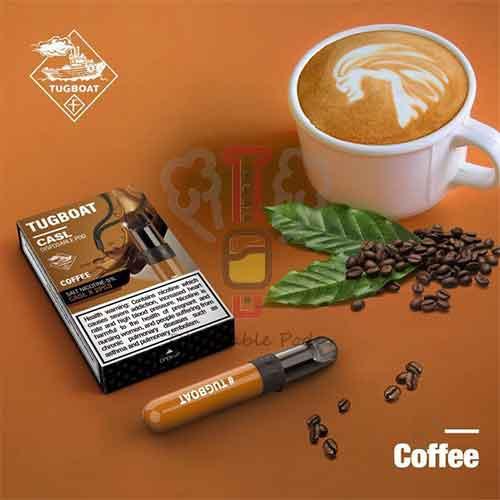 Tugboat Coffee V4 Casl