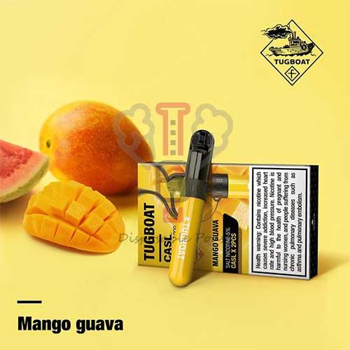 Tugboat Mango Guava V4 Casl