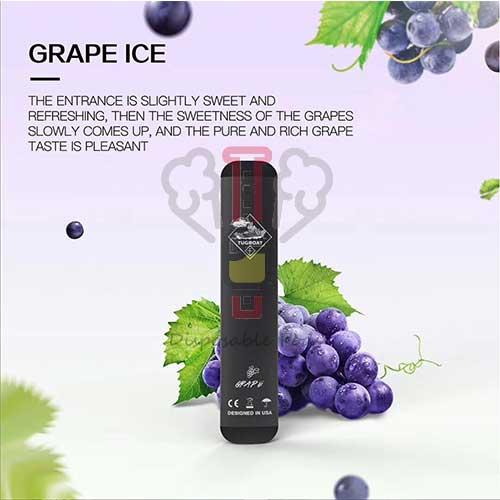 Tugboat Grape ICE V2