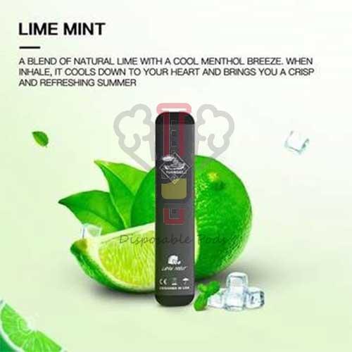 Tugboat Lime Mint V2