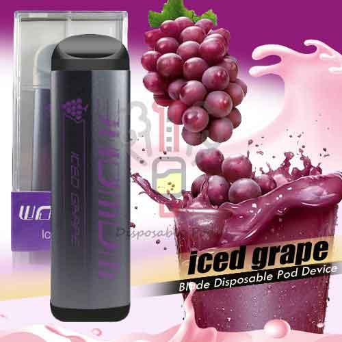 Blade Iced Grape