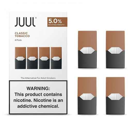 JUUL Pods 4pc-pack