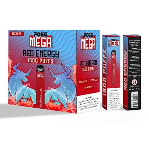 Fogg Mega Disposable 1500